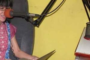 Ina at DJ FM1