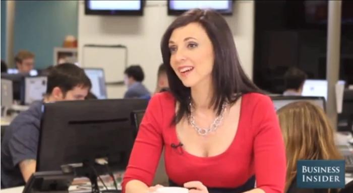 Susan Cain saat diwawancarai Business Insider (businessinsider.com)