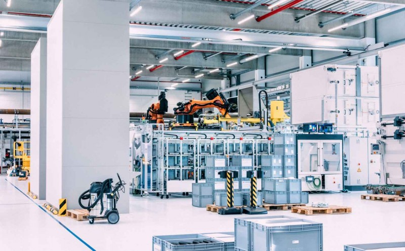Adidas Speedfactory pertama di Ansbach, Jerman. (foto: ÉRIVER HIJANO - sumber: wired.com)