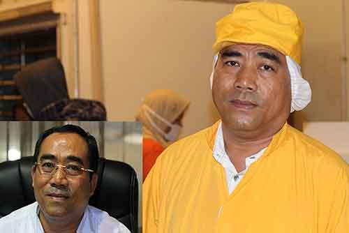 Irwan Yuli, eksportir udang beku dari Surabaya (foto: Jurusanku)