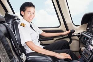 Pilot cewek